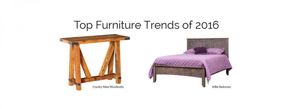 top furniture trends of 2016 all american wholesalers