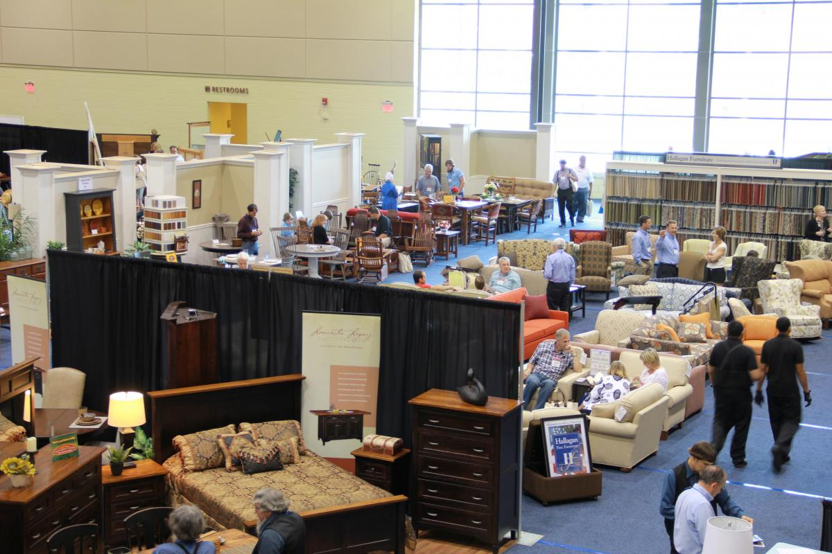 The All American Furniture Expo Is Back All American