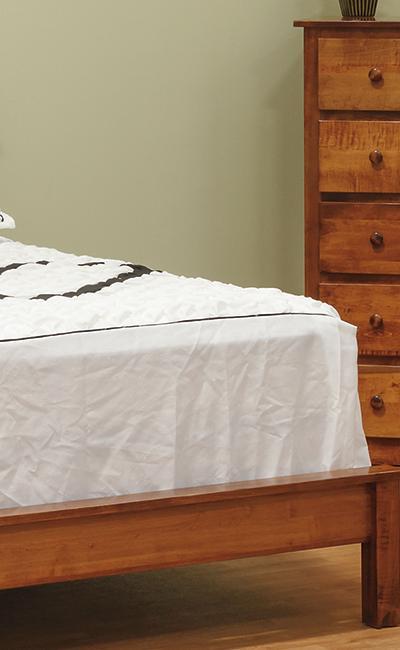 Ames Woodworking Simplicity 400 Series Bedroom Set