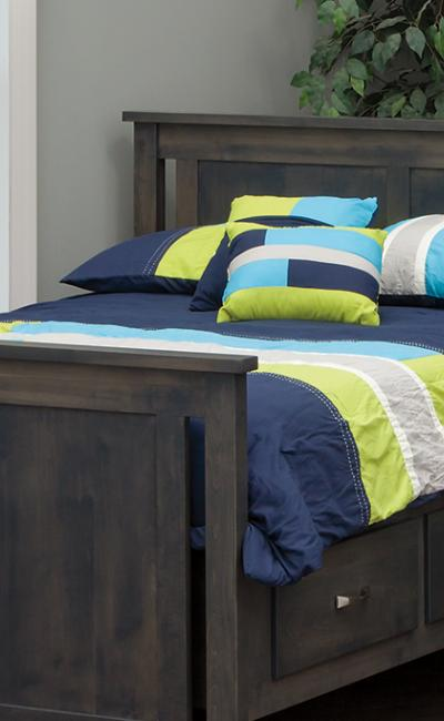 Fisher's Quality Products Bloomington Full Sized Bed Conversion