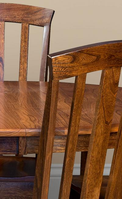 Artisan Chairs Brady Dining Set