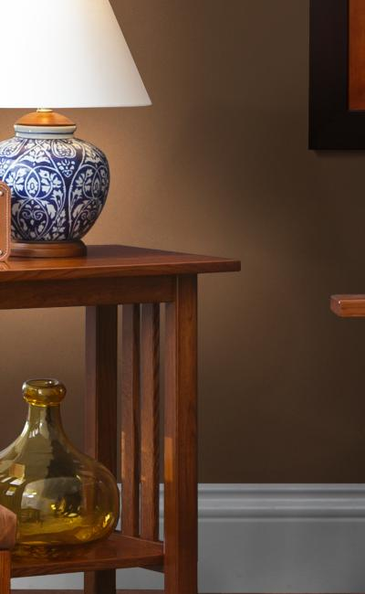 Elm Crest Furniture Classic Mission Living Room