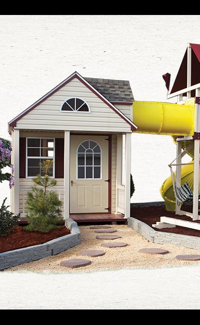 Swing Kingdom SK-60 Playhouse