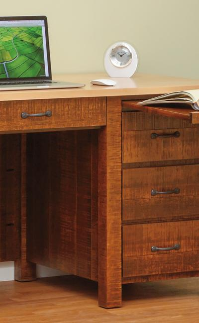 Tooth and Timber Office Furniture