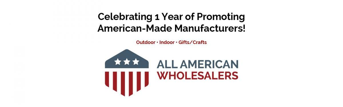 All American Wholesalers 1 Year Anniversary