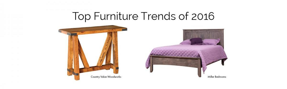 2016 Furniture Trends