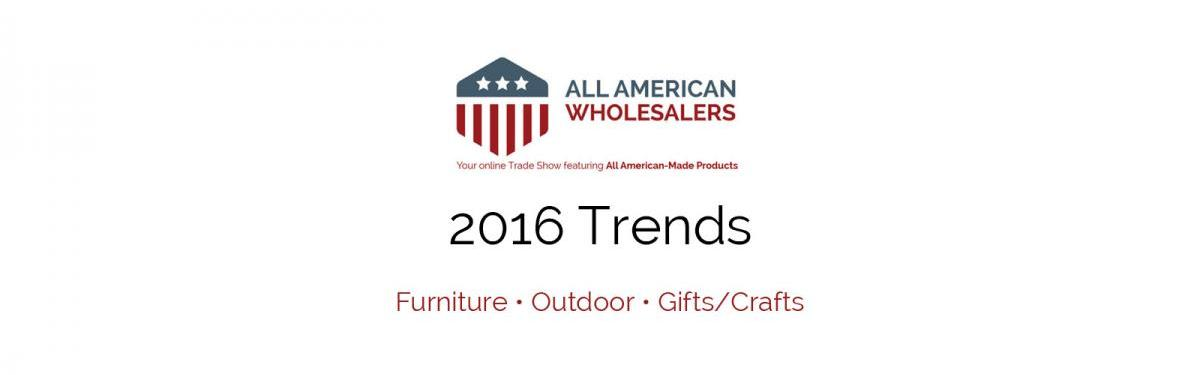 2016 Retail Trends
