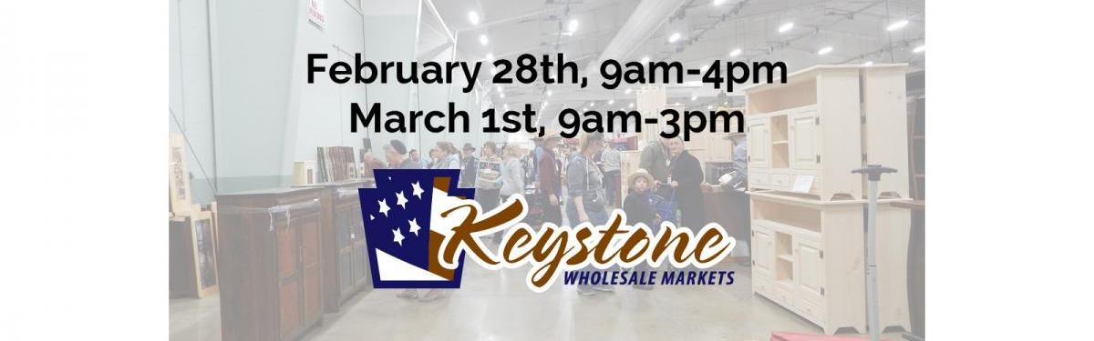 2018 Keystone Wholesale Markets