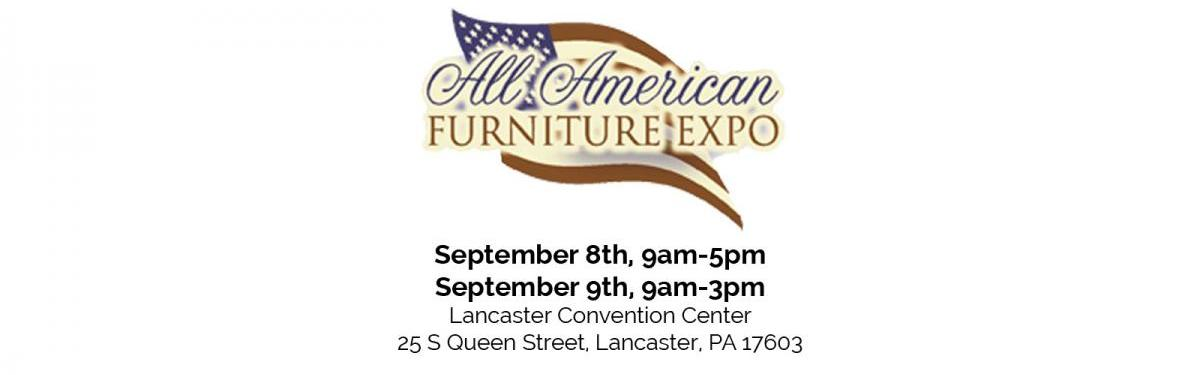 2016 All American Furniture Expo