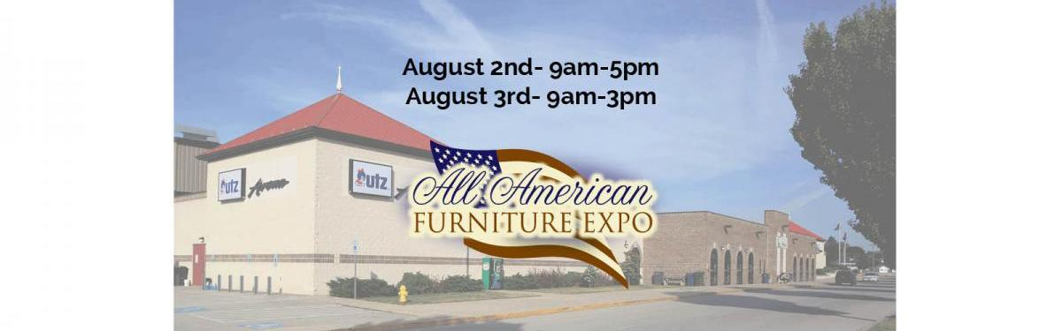 2017 All American Furniture Expo