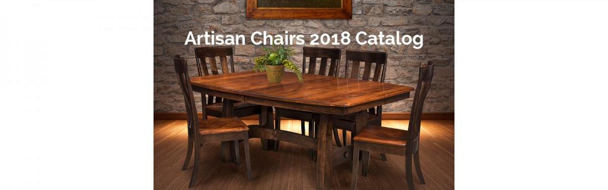 Artisan Chairs 2018 Releases