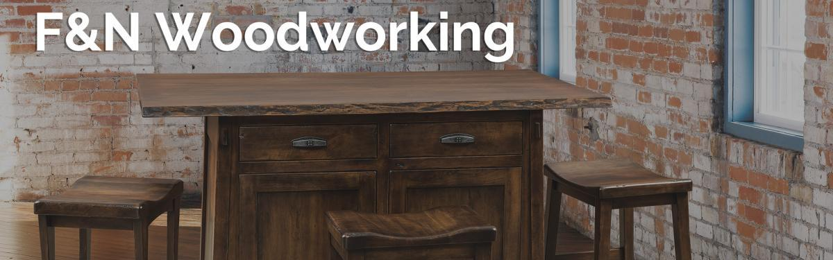 F&N Woodworking 2020 Furniture Catalog