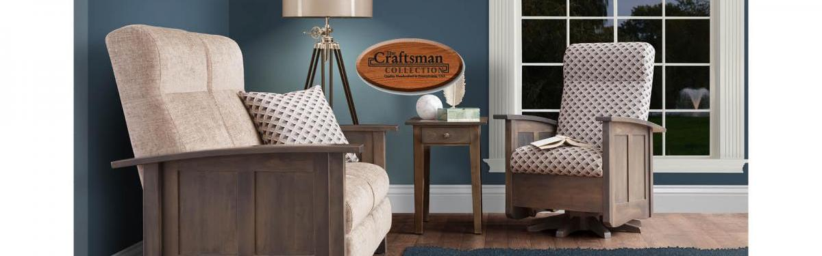 Elm Crest Furniture Mission Occasional Furniture