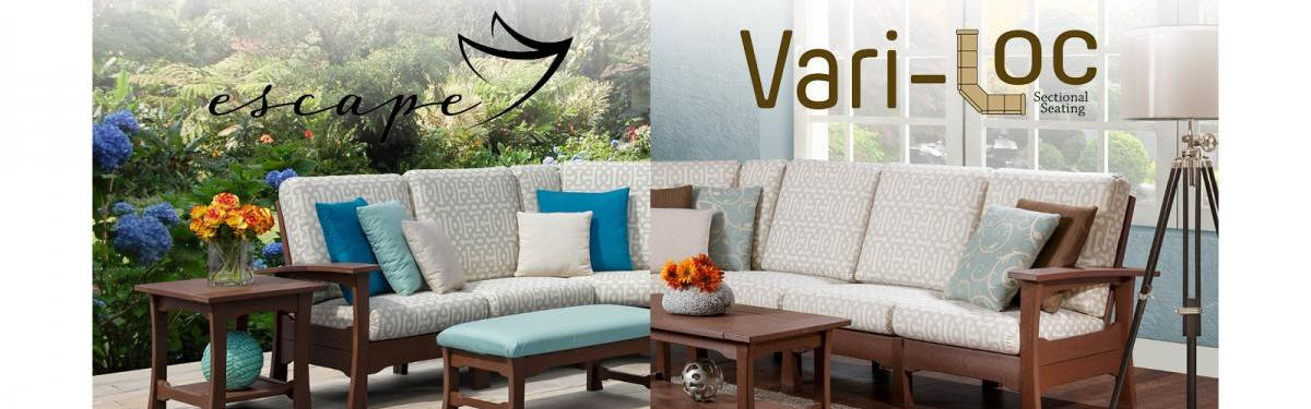 Escape Furniture Vari Lock Seating