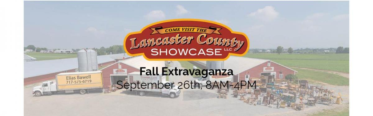 Lancaster County Showcase Fall Extravaganza