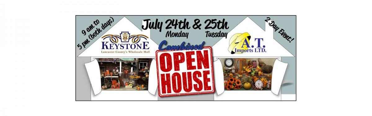 Keystone Wholesale Cash & Carry Open House