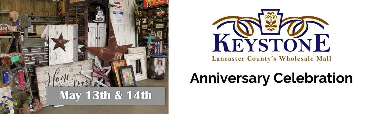 Keystone Wholesale Anniversary