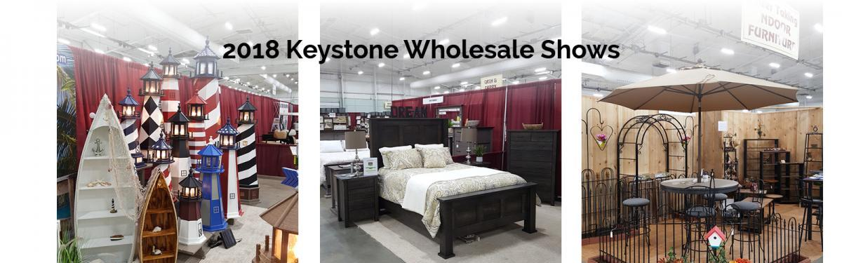 2018 Keystone Wholesale Shows Recap