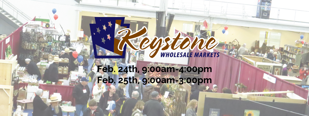 Keystone Wholesale Shows, Furniture, Outdoor, Cash and Carry