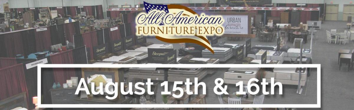2018 All American Furniture Expo