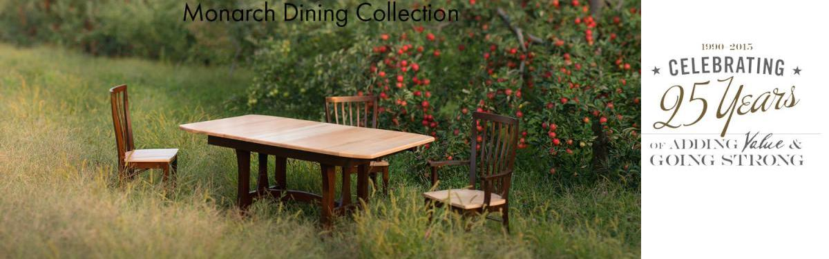 Country Classic Collection Monarch Dining Suite