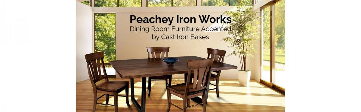 Peachey Iron Works Furniture