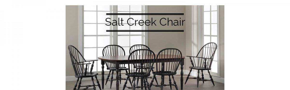 Salt Creek Chair Windsor Dining Set