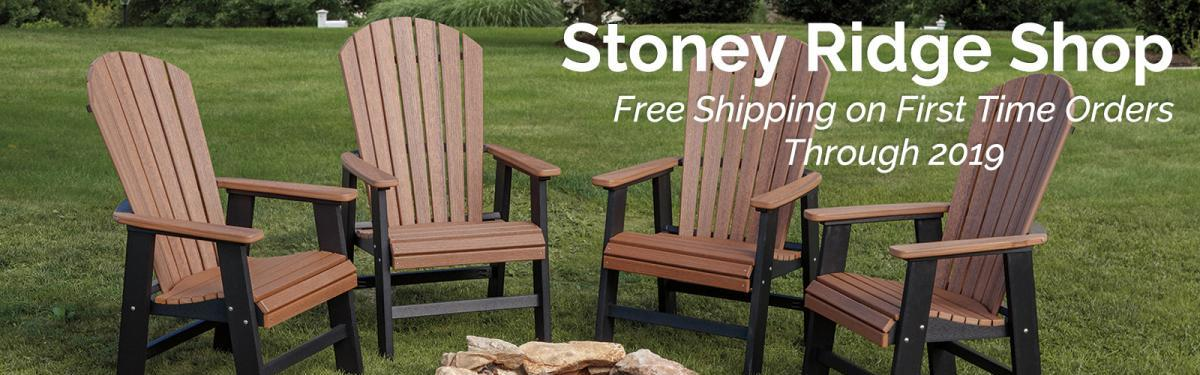 Stoney Ridge Shop Free Shipping