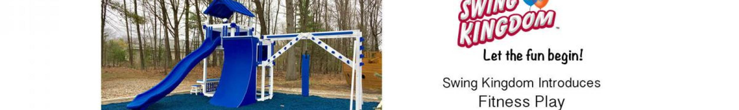 Swing Kingdom Fitness Play Sets