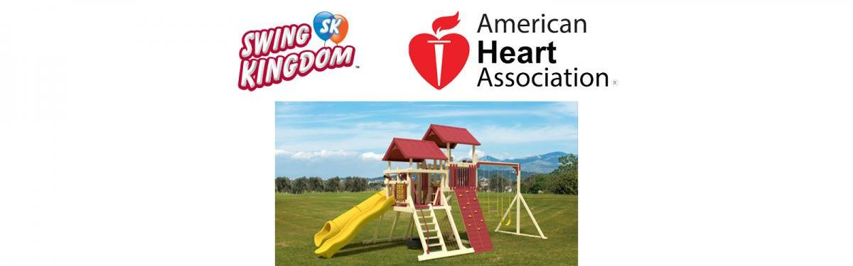 Swing Kingdom American Heart Association