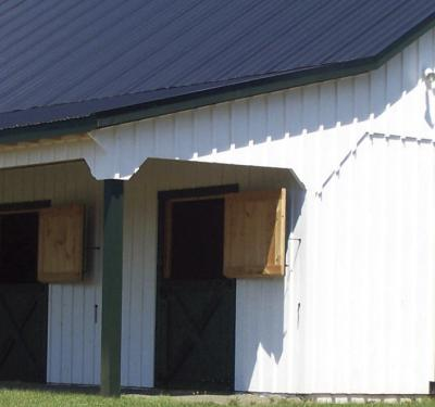 Solanco Structures Horse Barn