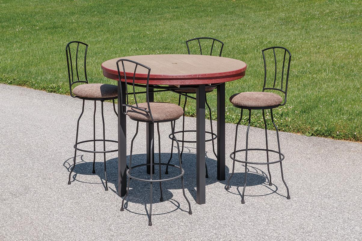 Outdoor Poly Dining Set