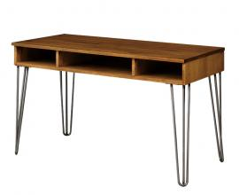 Ames Woodworking Hairpin Desk