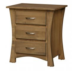 Mt. Eden Woodworks Oxford Collection Nightstand
