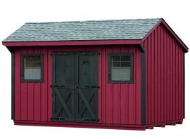 J&N Structures Storage Shed