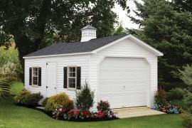 Rainbow Garden Structures 12x20 A-Frame Garage