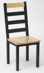 Morris Hill Metal Craft Dining Chair