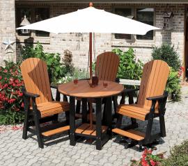 Country View Lawn Furniture Poly Pub Table