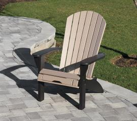 Country View Lawn Furniture Fanback Deluxe