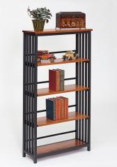 Morris Hill Metal Craft Book Shelf