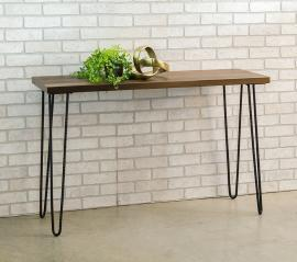 Meta Wood Collection 48 in. Hall Table