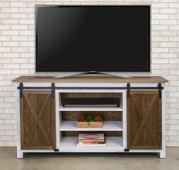 Meta Wood Collection 52 in. TV Stand