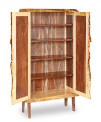Woodland Heritage Furniture Cabinet Bookshelf
