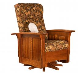 Elm Crest Furniture Swivel Chair