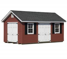 Sunrise Structures Classic Cottage Shed