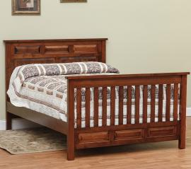 Fisher's Quality Products The Princeton Bed (Converted to Full Bed)