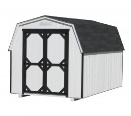 Sunrise Structures Customizable Storage Shed