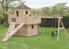 Kinzer Woodworking 8x10 Dream Fort
