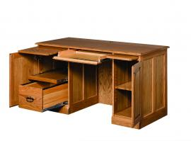 Rocky Ridge Furniture Flat Top Computer Desk