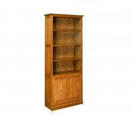 Rocky Ridge Furniture Bookcase Wall Unit